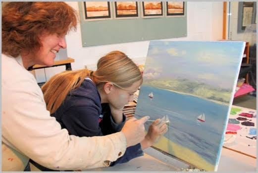 BrockMarl.Painting class